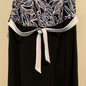 St. John's Bay Swim - St. John's Bay One Piece Swim Dress
